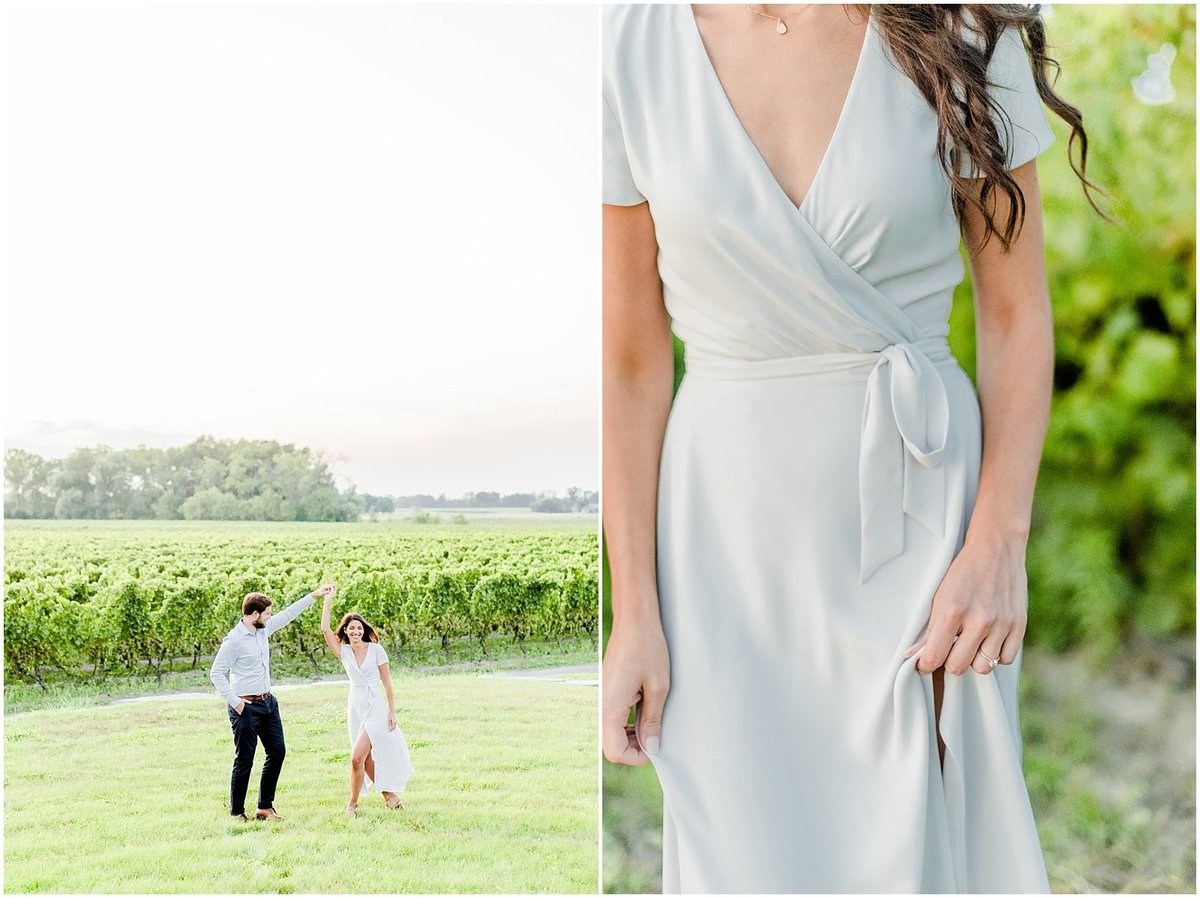 niagara-vineyard-wonery-engagement-session-anthropologie-dress