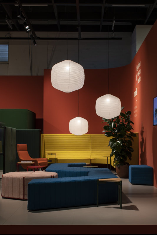 furniture design shows Orgatec - Marek Sikora Photography