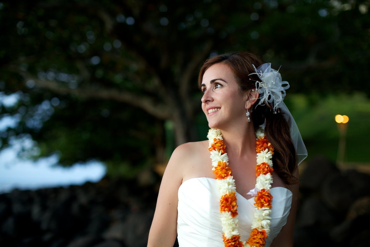 Hawaii Bride