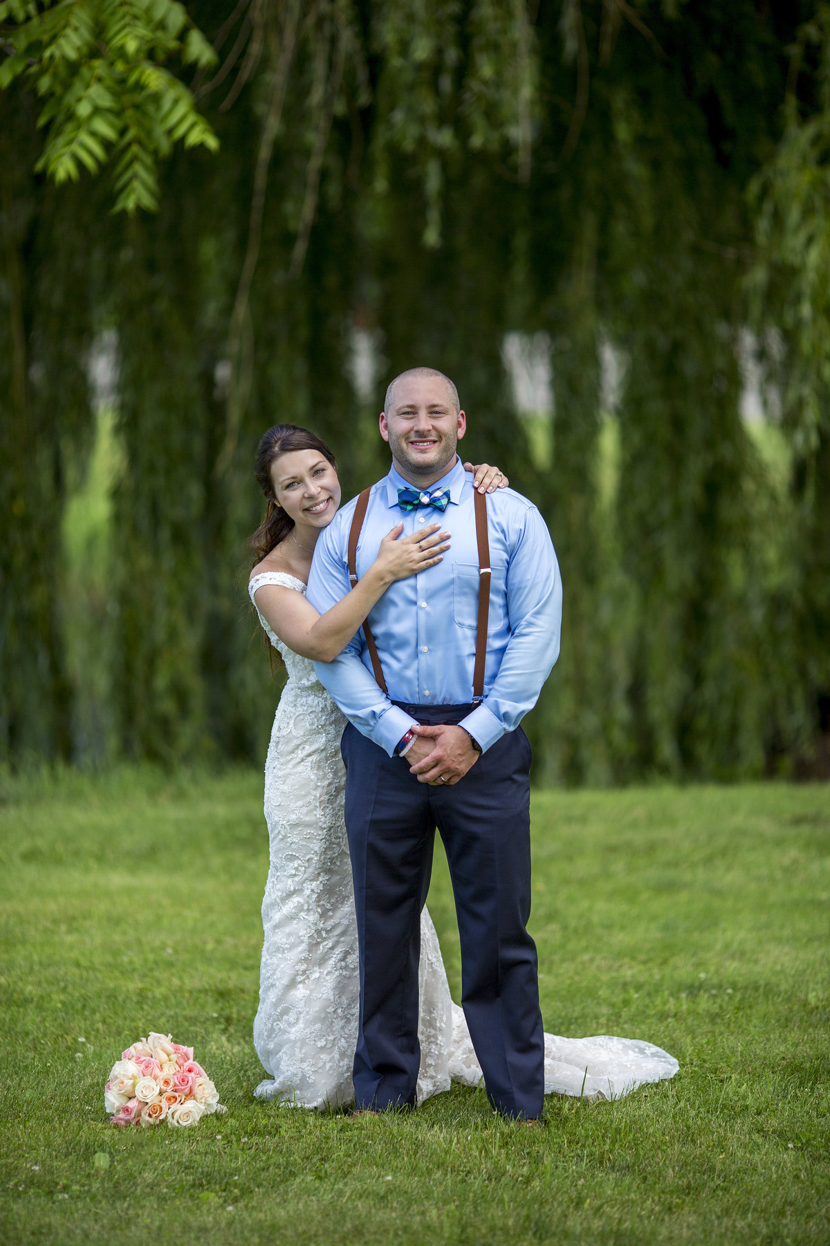 Finger Lakes Wedding Photographer