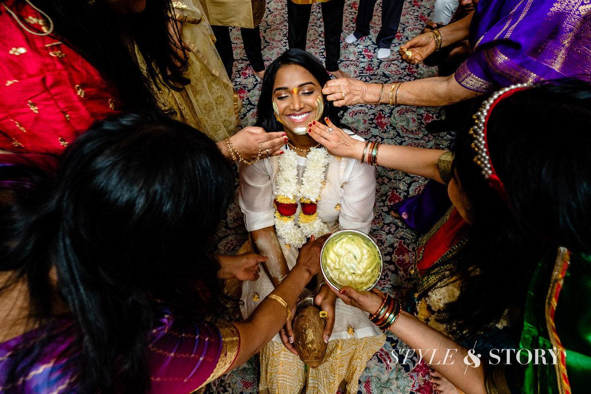 Columbus Indian Wedding Photographers | Style & Story