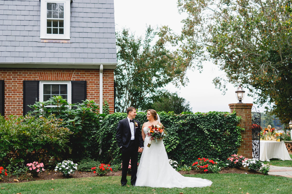 Maryland Wedding Photographer Brittland Manor Ceremony Tented Reception 078