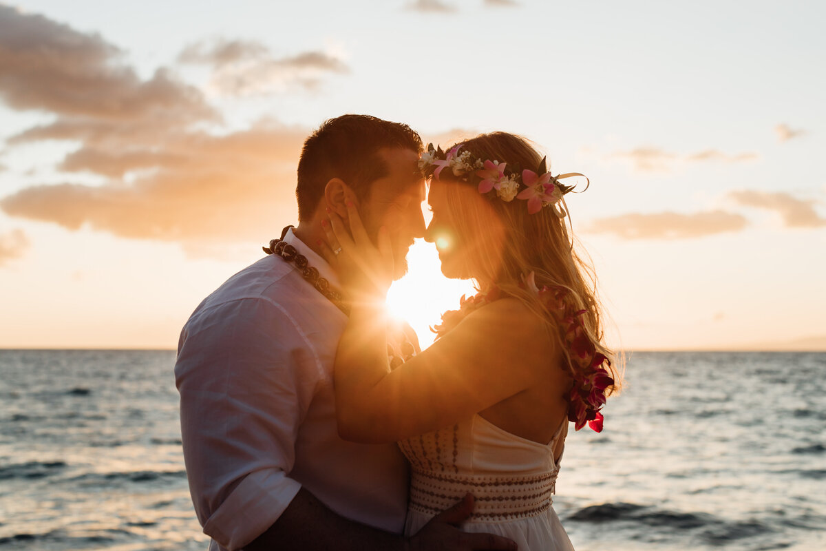 White Rock Elopement Wedding - Moorea Thill Photography Maui-32