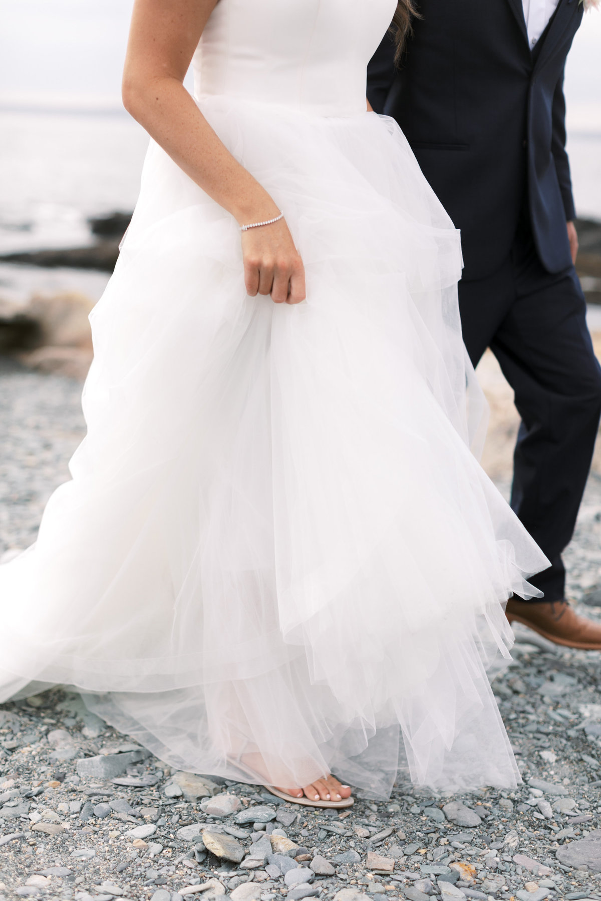 Magdalena Studios Newport Rhode Island Wedding On The Cliff Rocks_1-7