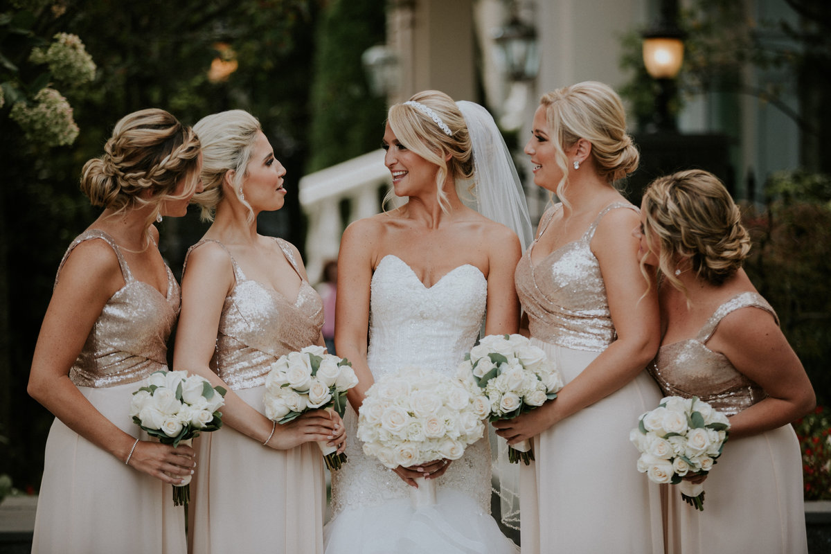 Beyoutiful Bride On Location Hair Makeup Bridal Bridesmaid New Jersey Beauty Company1