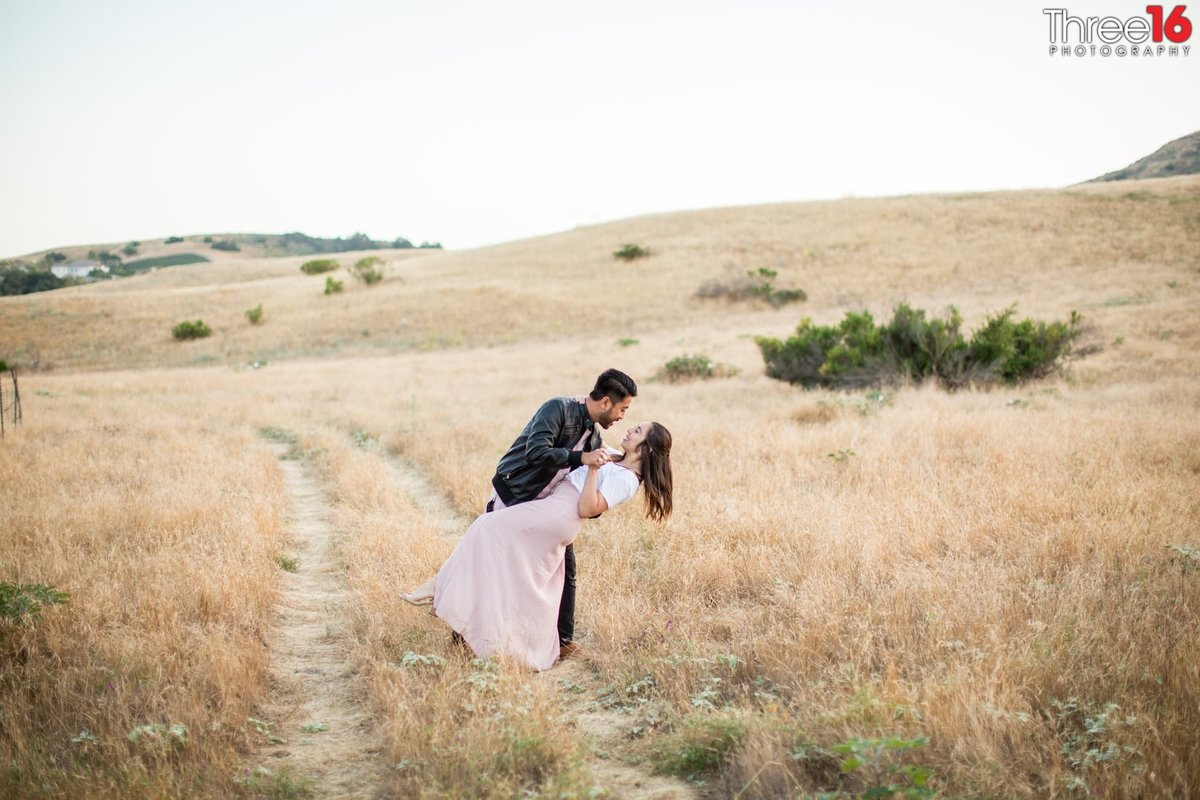 Thomas F. Riley WIlderness Park Engagement Trabuco Canyon Orange County Weddings Nature