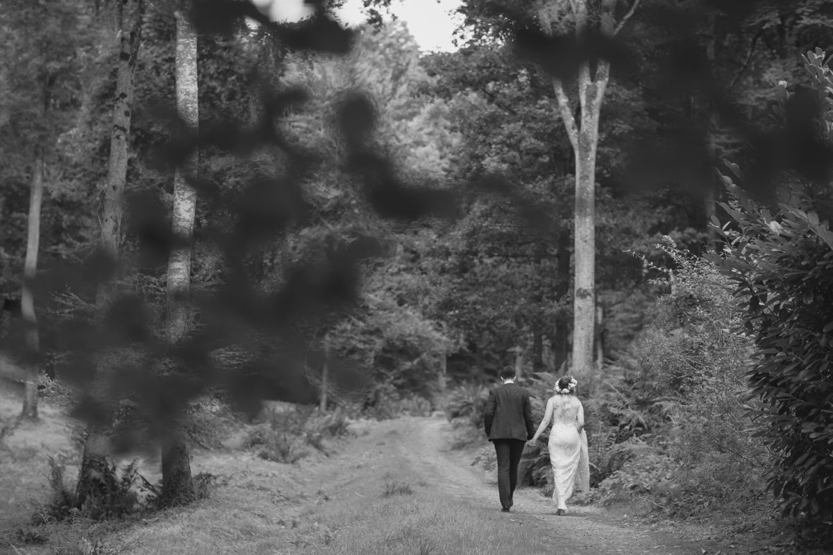 artistic wedding photographer in somerset