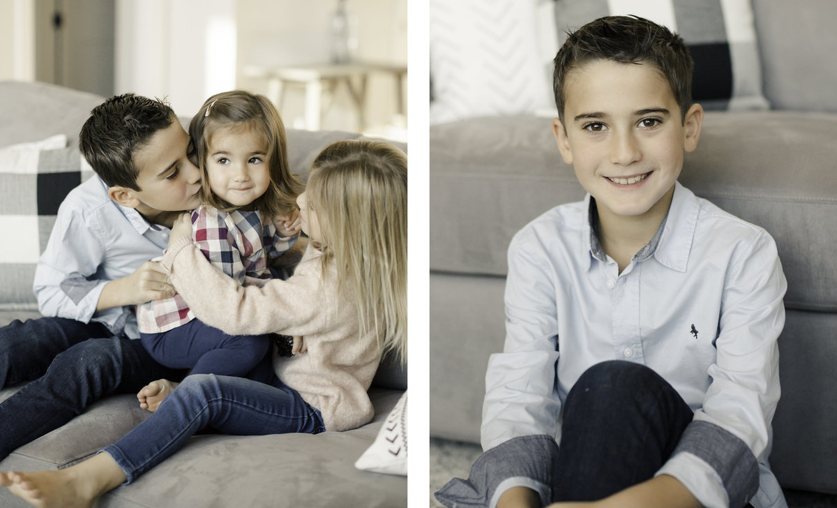 charming children in lifestyle family photography rochester minnesota