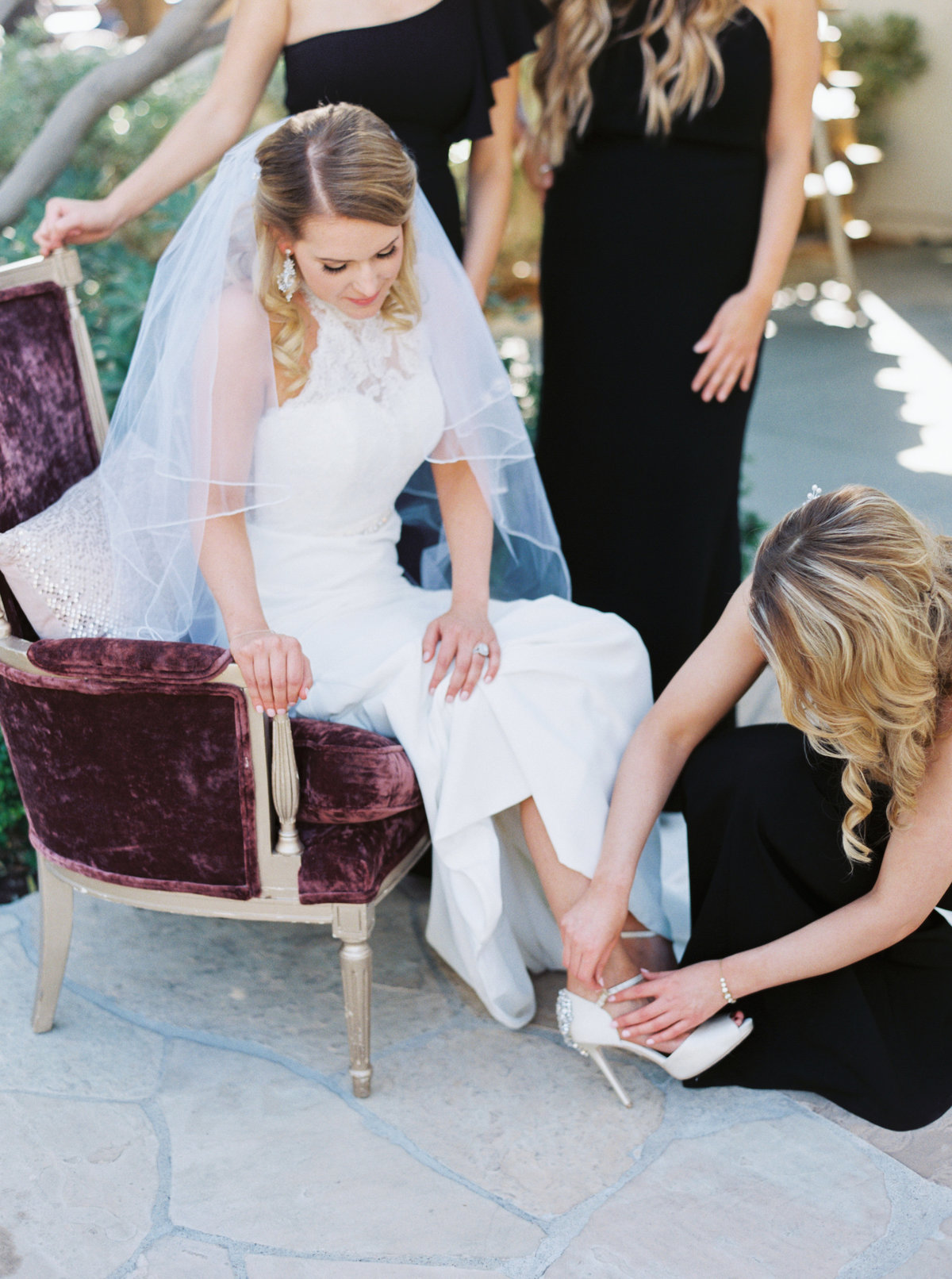 El Chorro Scottsdale Wedding - Mary Claire Photography-48