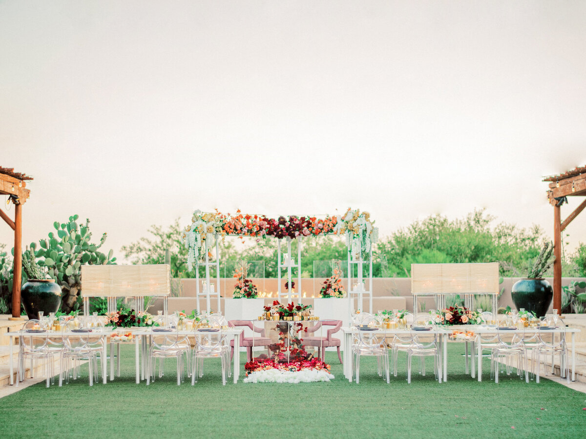 Four Season's Styled Shoot Summer Ombre-0113