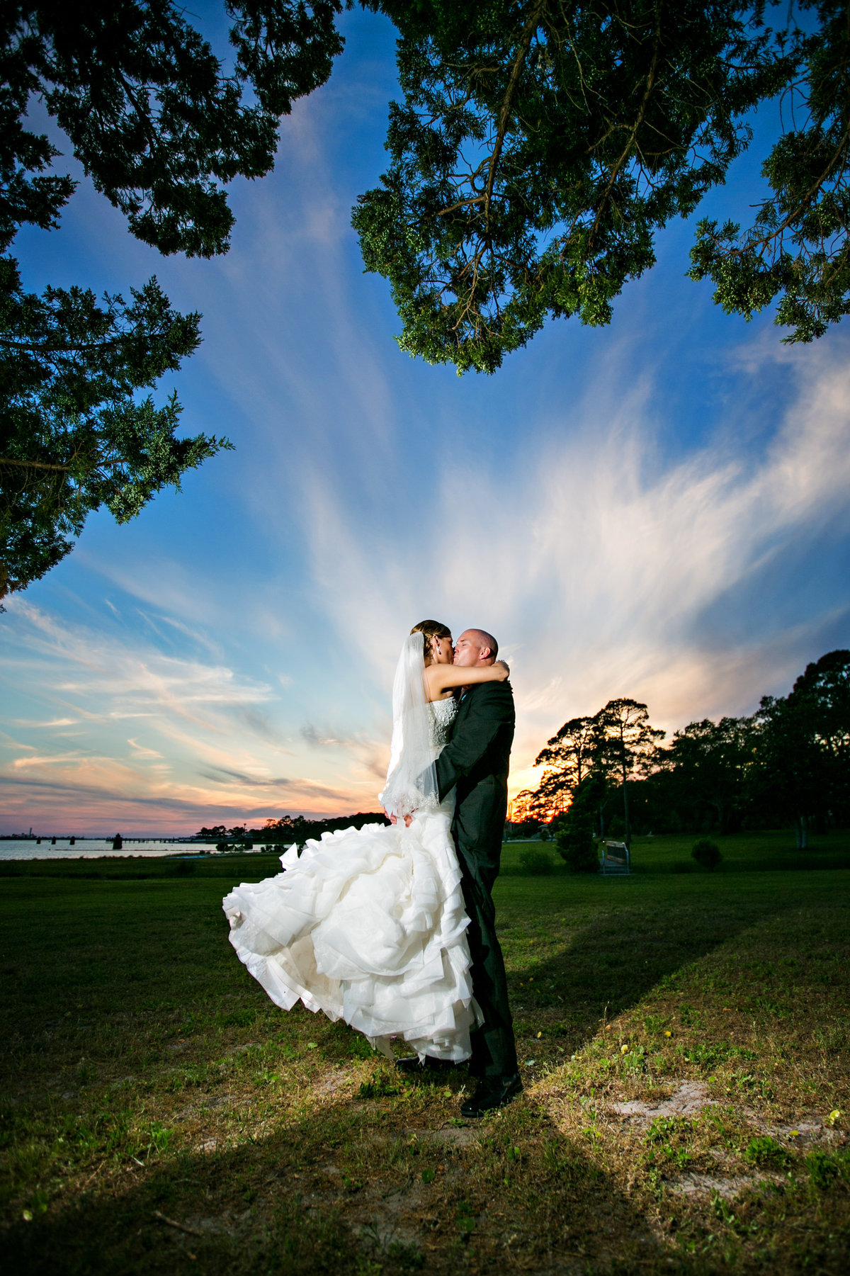 Destination Wedding Photographer in Florida Sunset