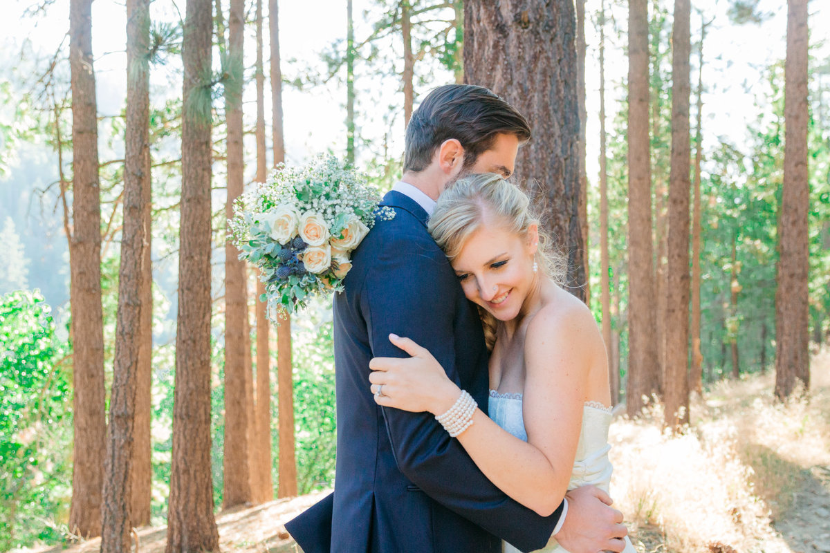 Mountain Wedding | Wrightwood Wedding D&T-13