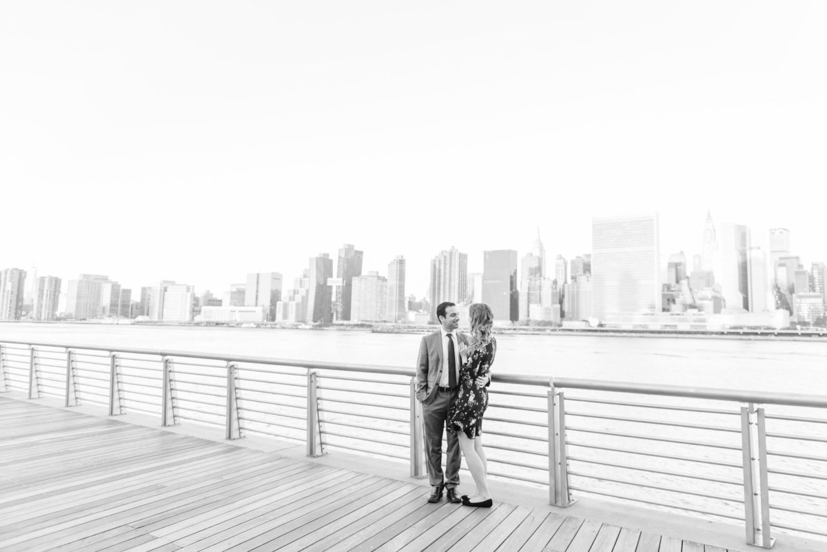 new-york-city-skyline-engagement-photo