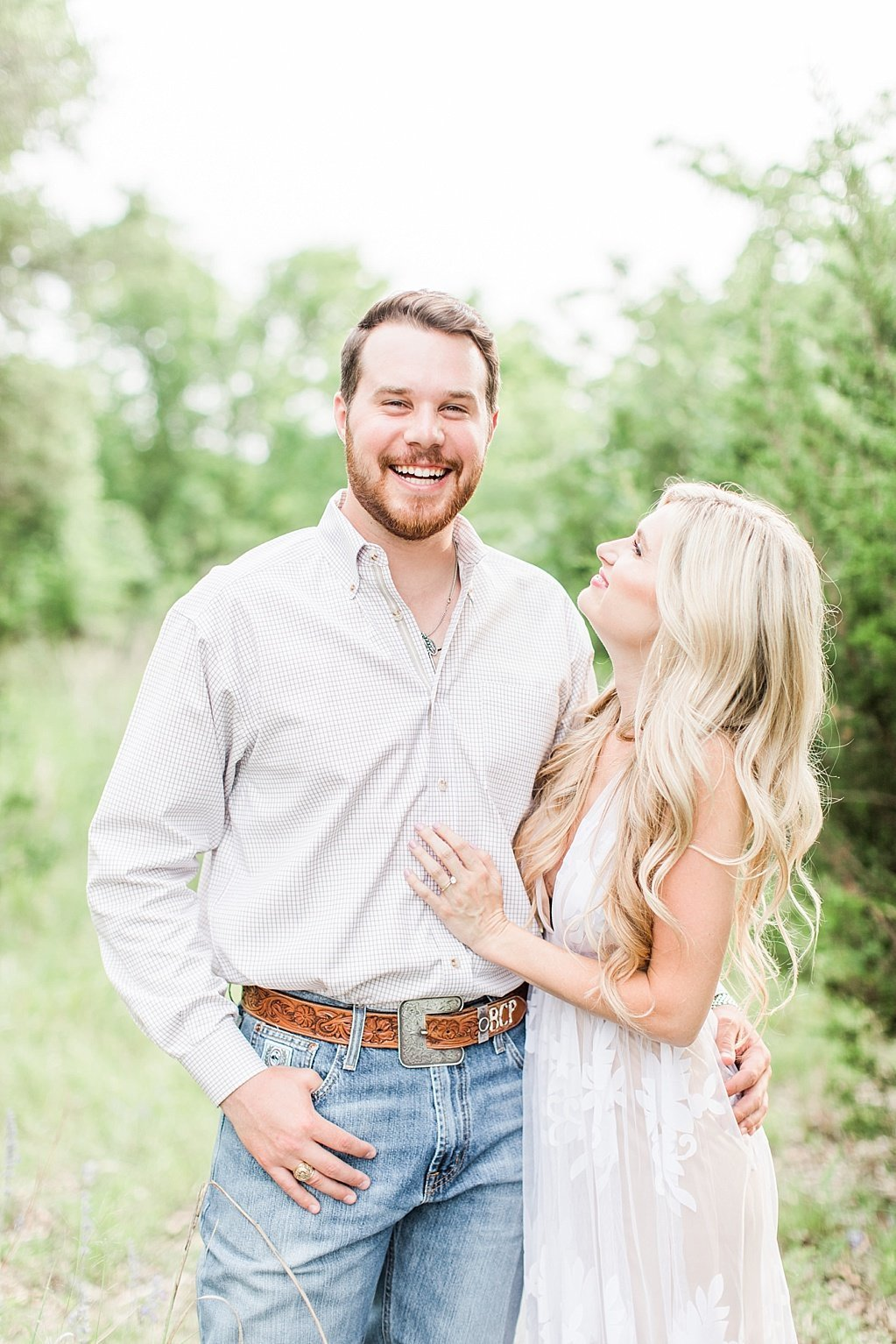 A Destination Summer Boerne Engagement session at Cibolo Nature Center_0003