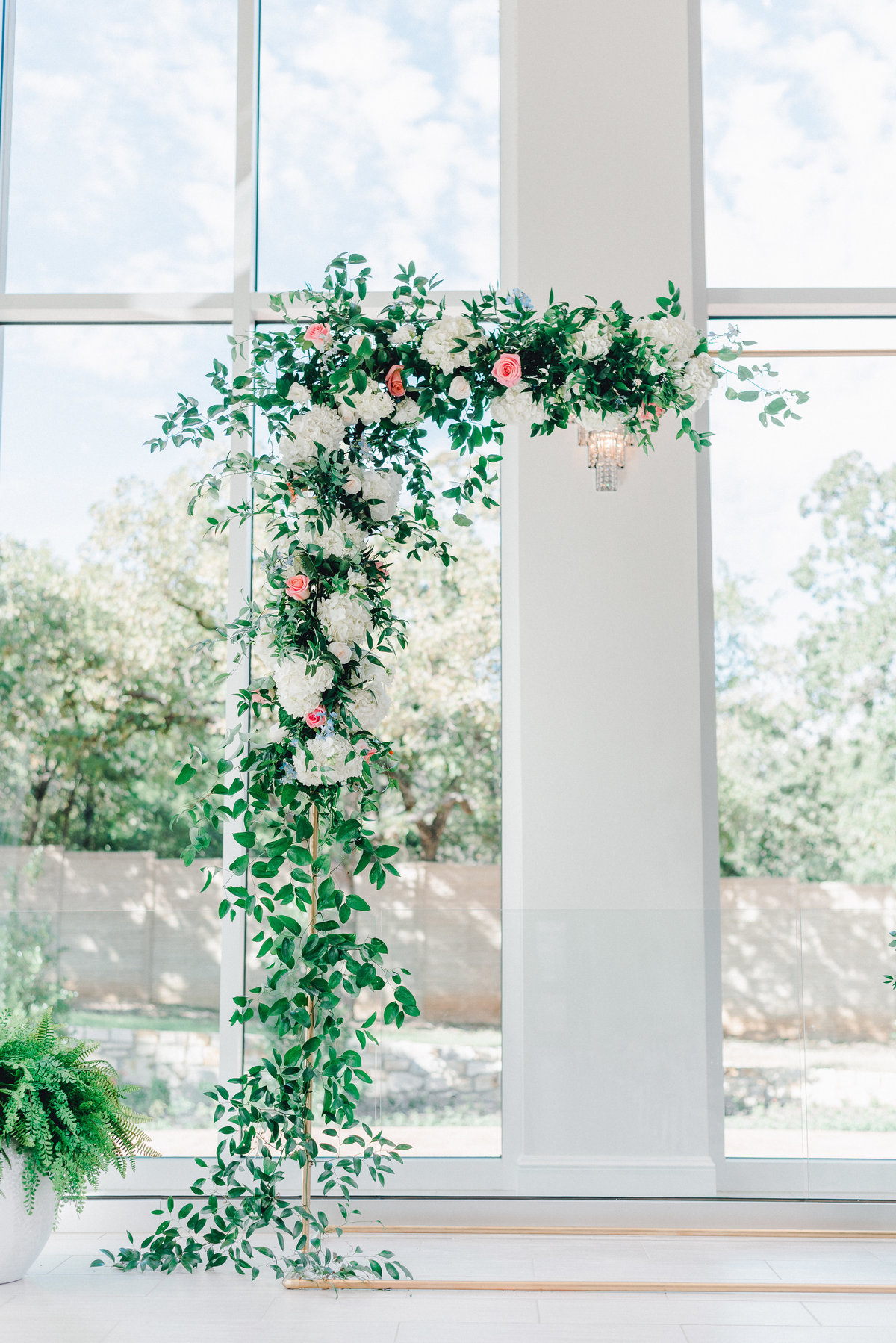 Dallas Wedding Floral Design - A Stylish Soiree - Dallas Wedding Florist - 819