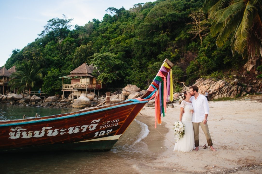 Koh Tao Wedding Thailand  | Forever Lovestruck | N&J_21