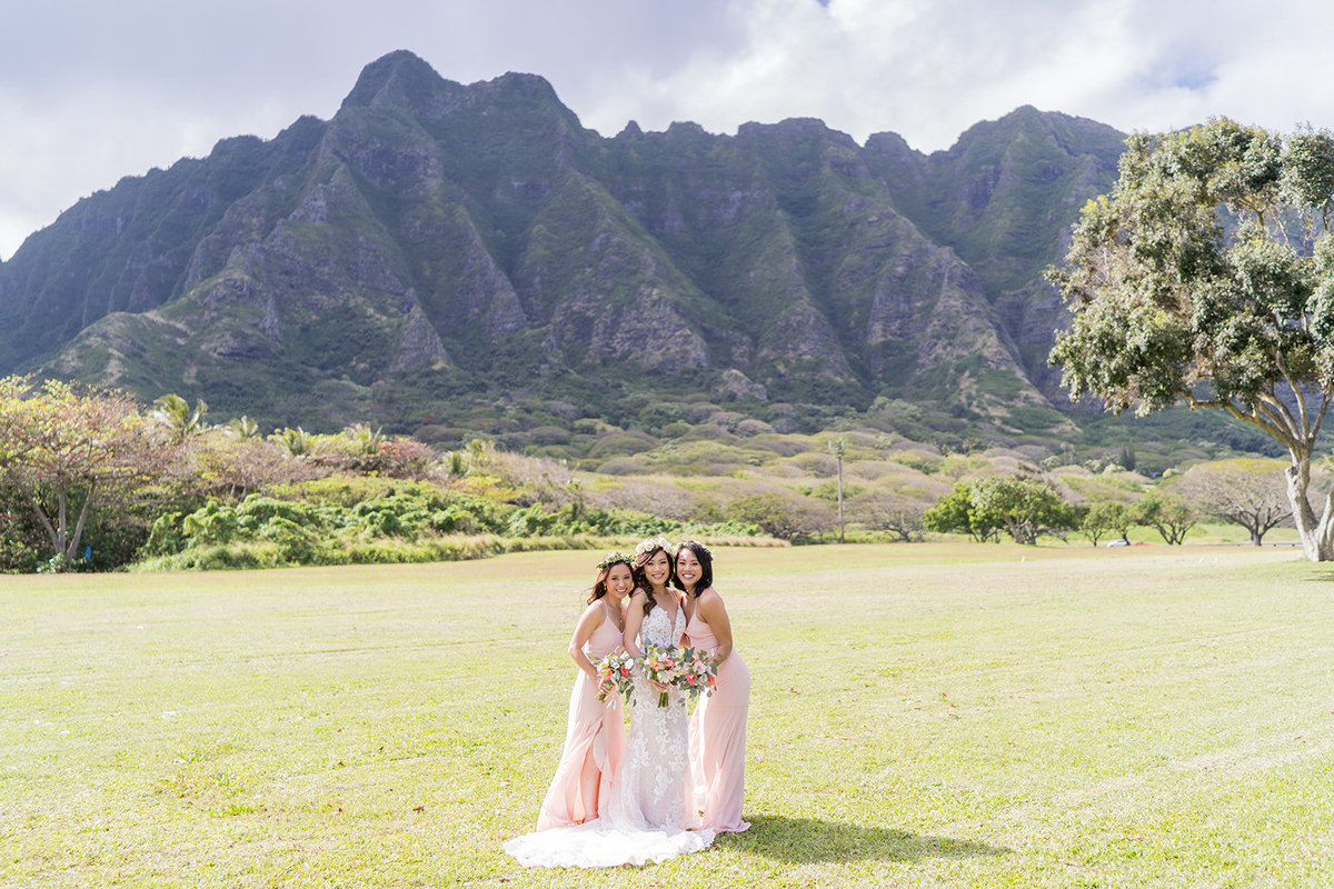 Oahu Hawaii Wedding Photos-22