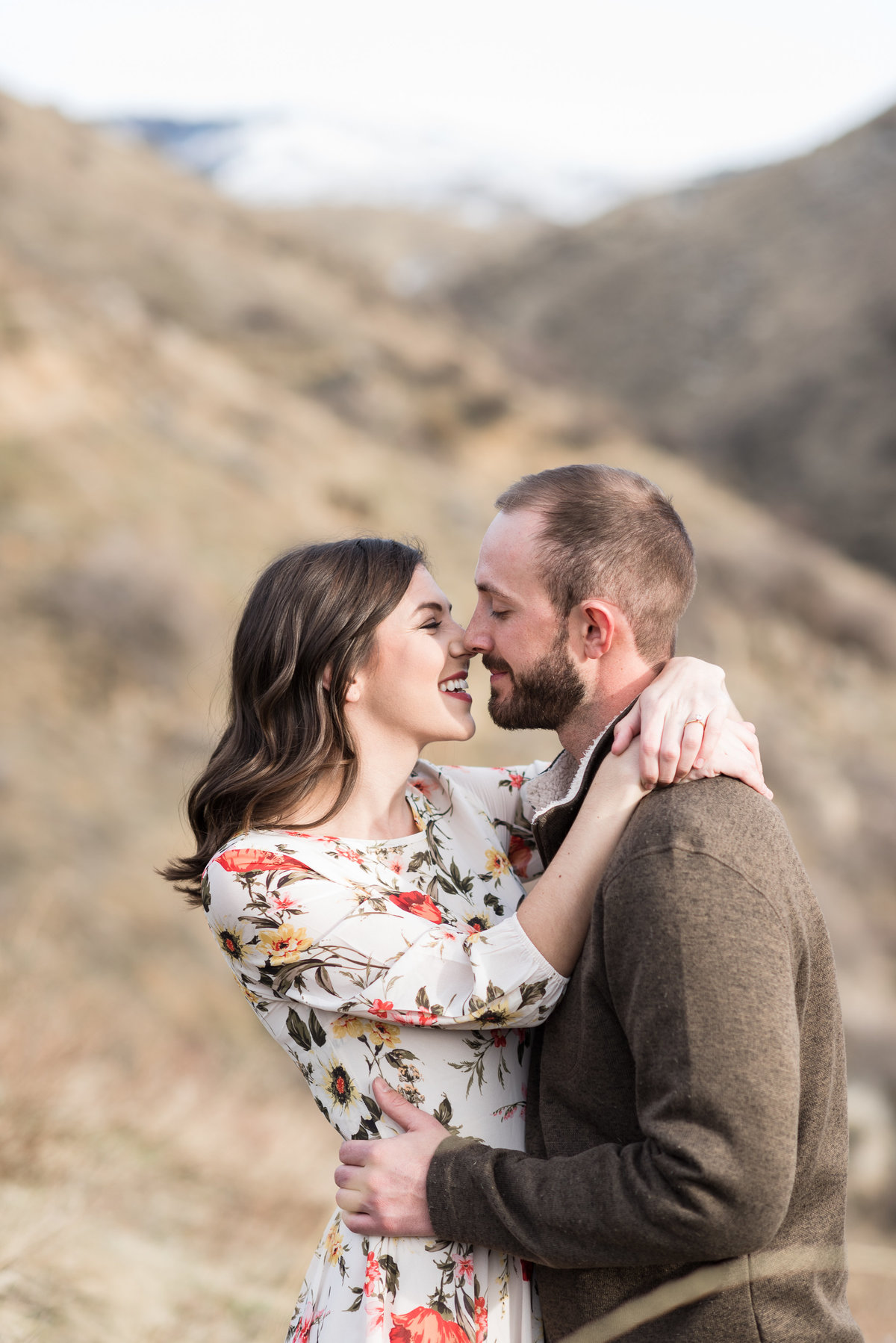 A  Winter Bogus Basin Engagement Shoot 004