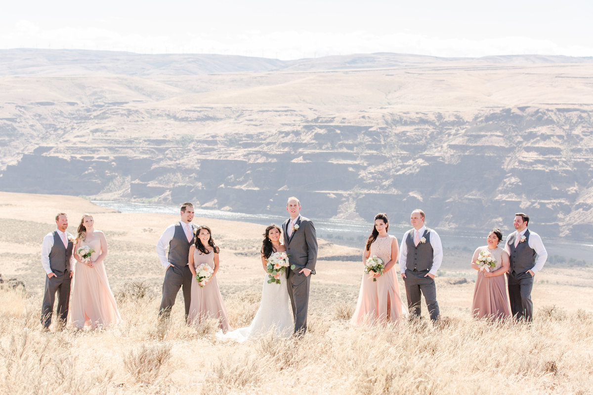 Seattle-Wedding-Photographer-Cave-B-Bridal-Party-Photo