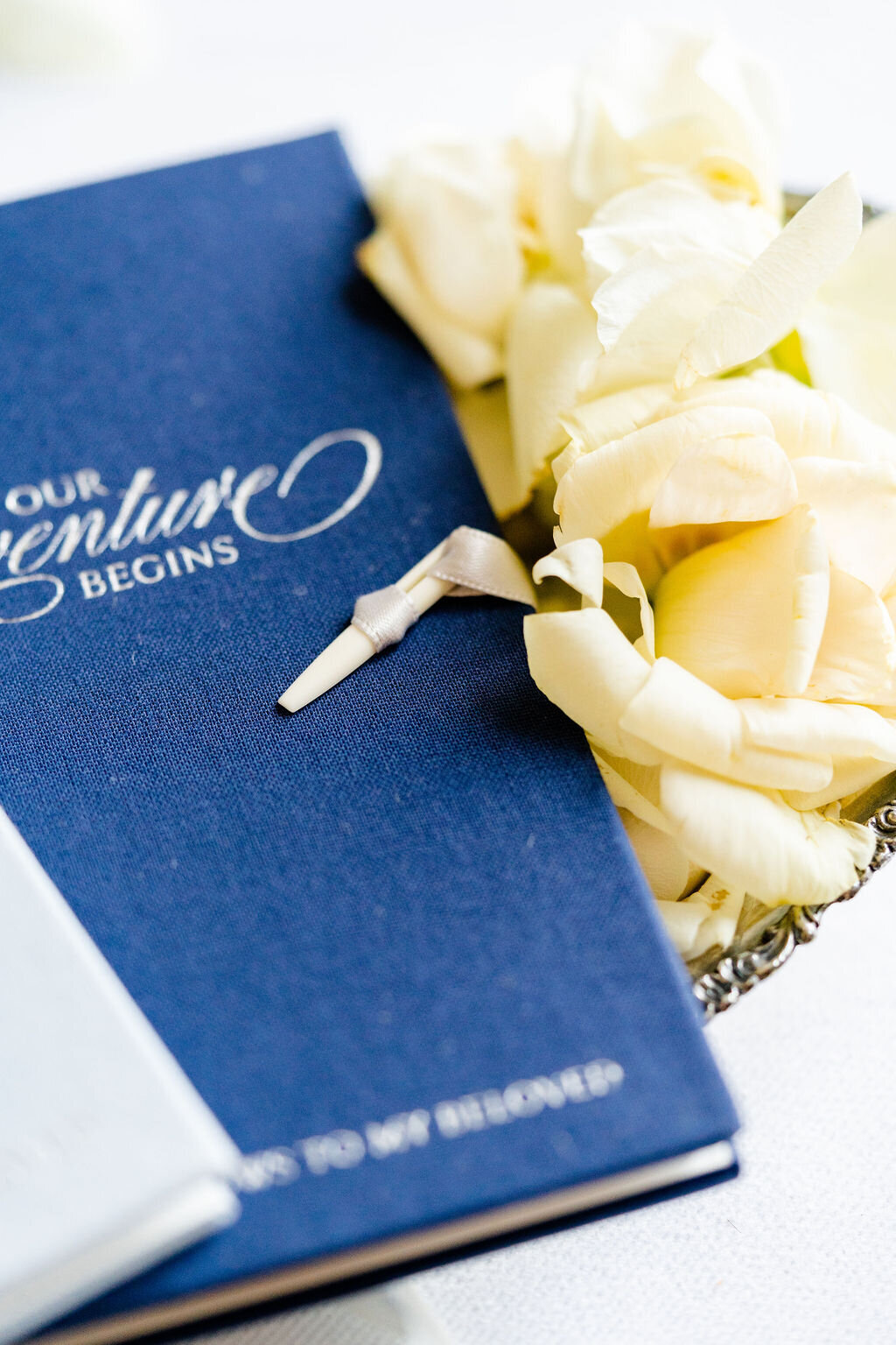 Vow Books for Weddings in Northern Virginia