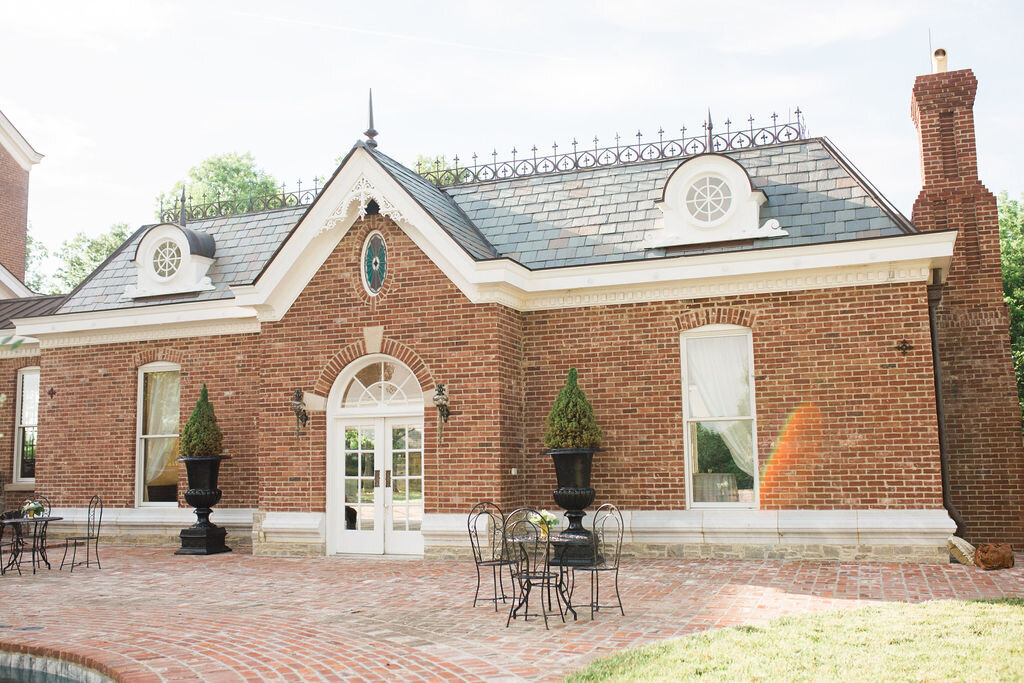 Lynwood Estate - Luxury Kentucky Wedding Venue - Historic Property 00007