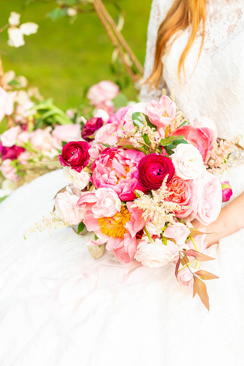 hope taylor workshop vellum floral wedding invitation vintage stamps 2