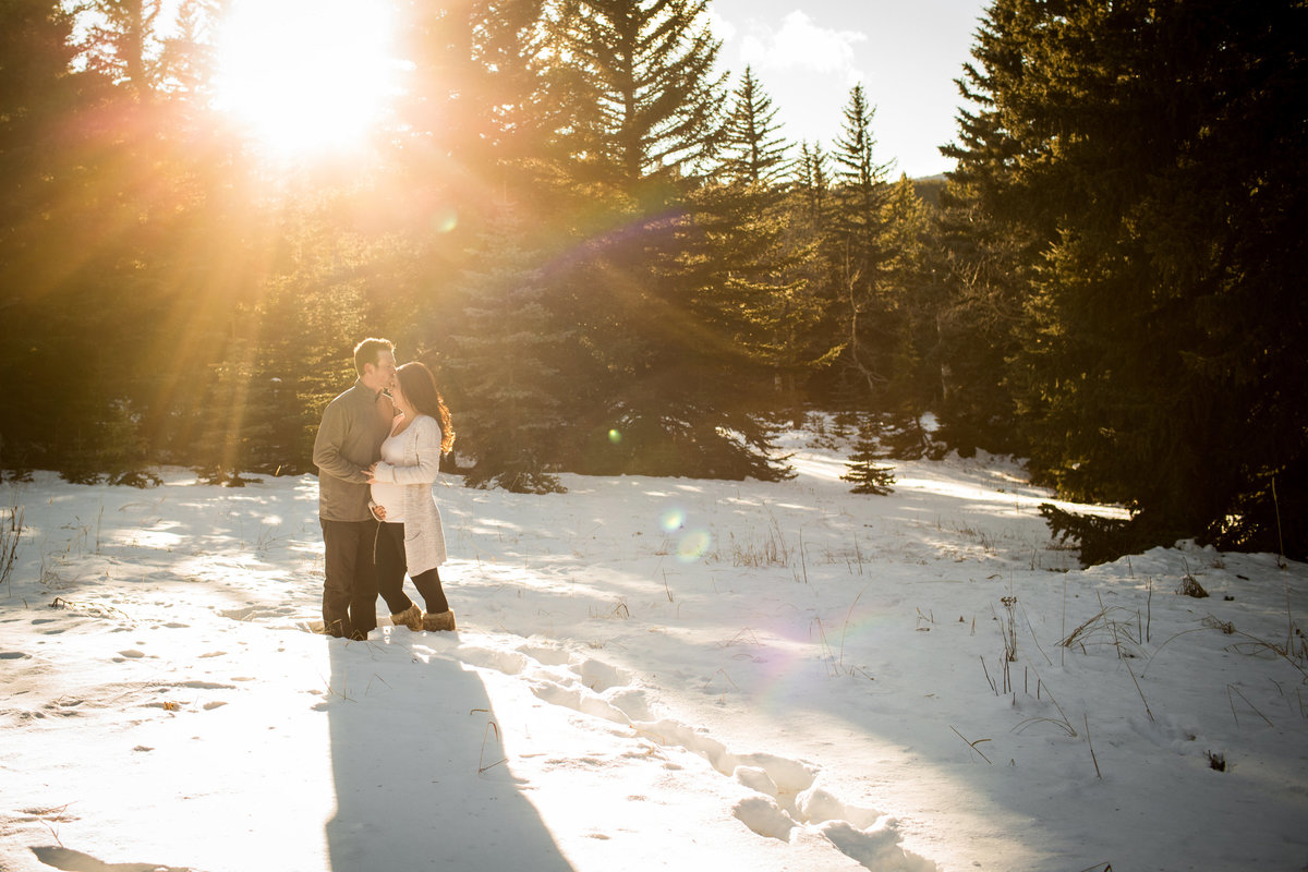 evergreen-colorado-maternity-photos