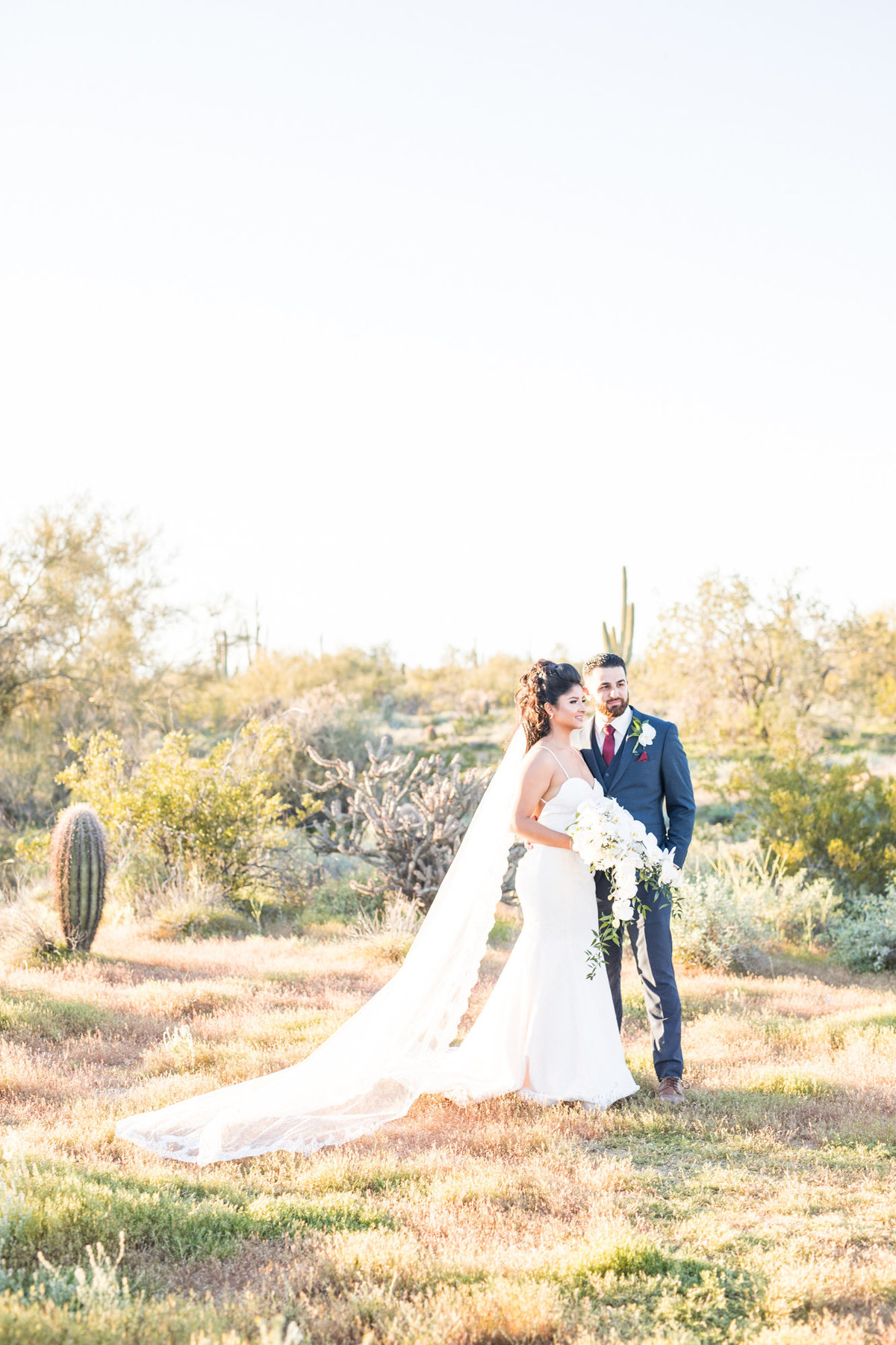 Desert Foothills Scottsdale Wedding Brooke & Doug Photography 49