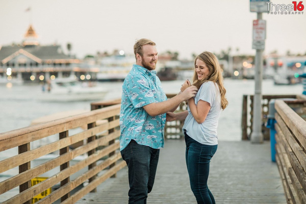 Balboa Island Engagement Photo Session Newport Beach Orange County Weddings