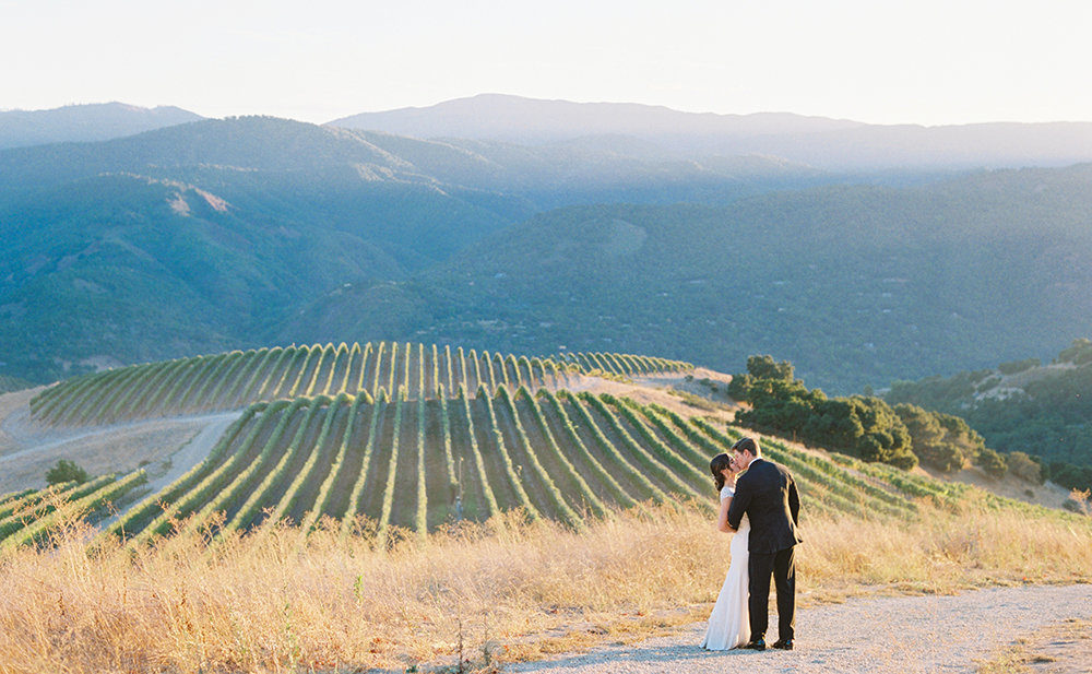 Katie + Jordan Carmel Valley Holman Ranch Wedding Cassie Valente Photography 0218