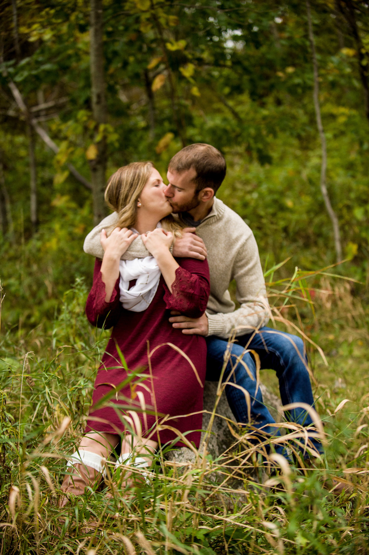 Bri & Wyatt - Minnesota Engagement Photography - Lebanon Hills Regional Park - RKH Images  (183 of 200)