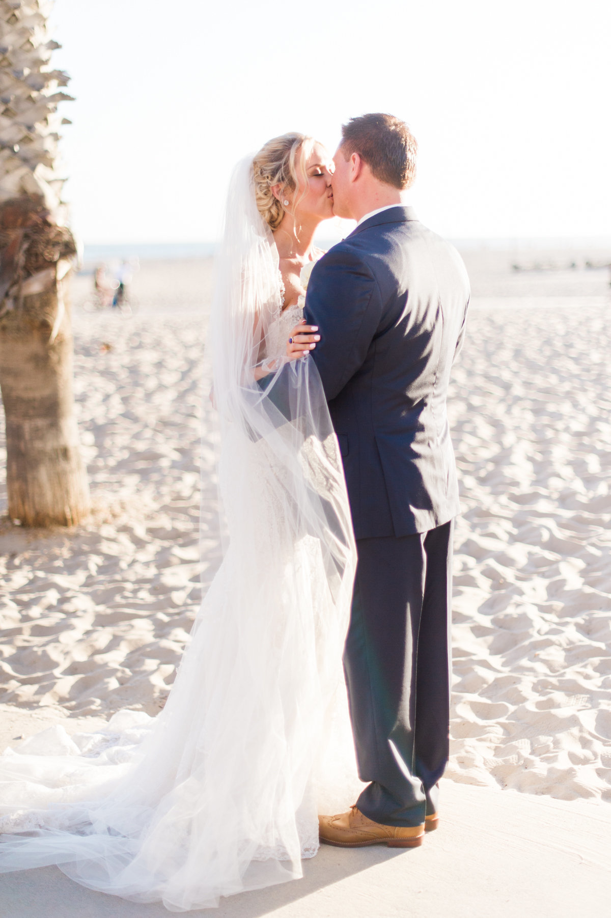 Sneak Joel Janelle Casa Del Mar Wedding  _ Hello Blue Photo-24