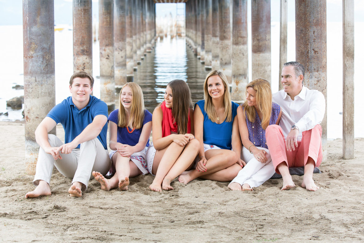 Family Photography Beach