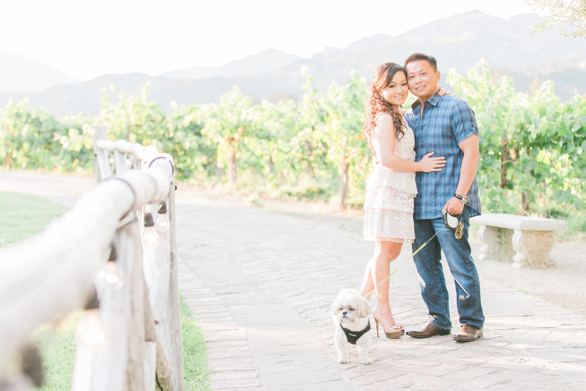 011_Napa-winecountry-engagement-photo-with-dog