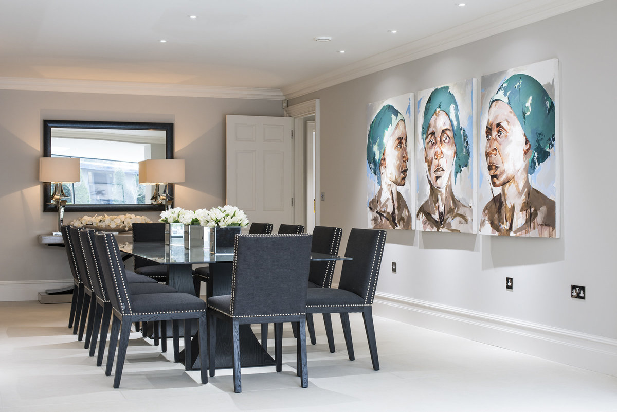 dining room decor london