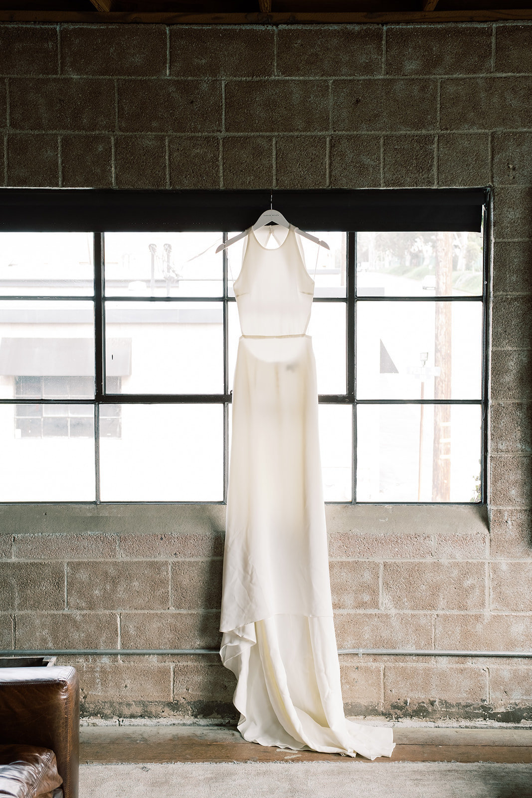 Bridal-Gown-Industrial-Wedding