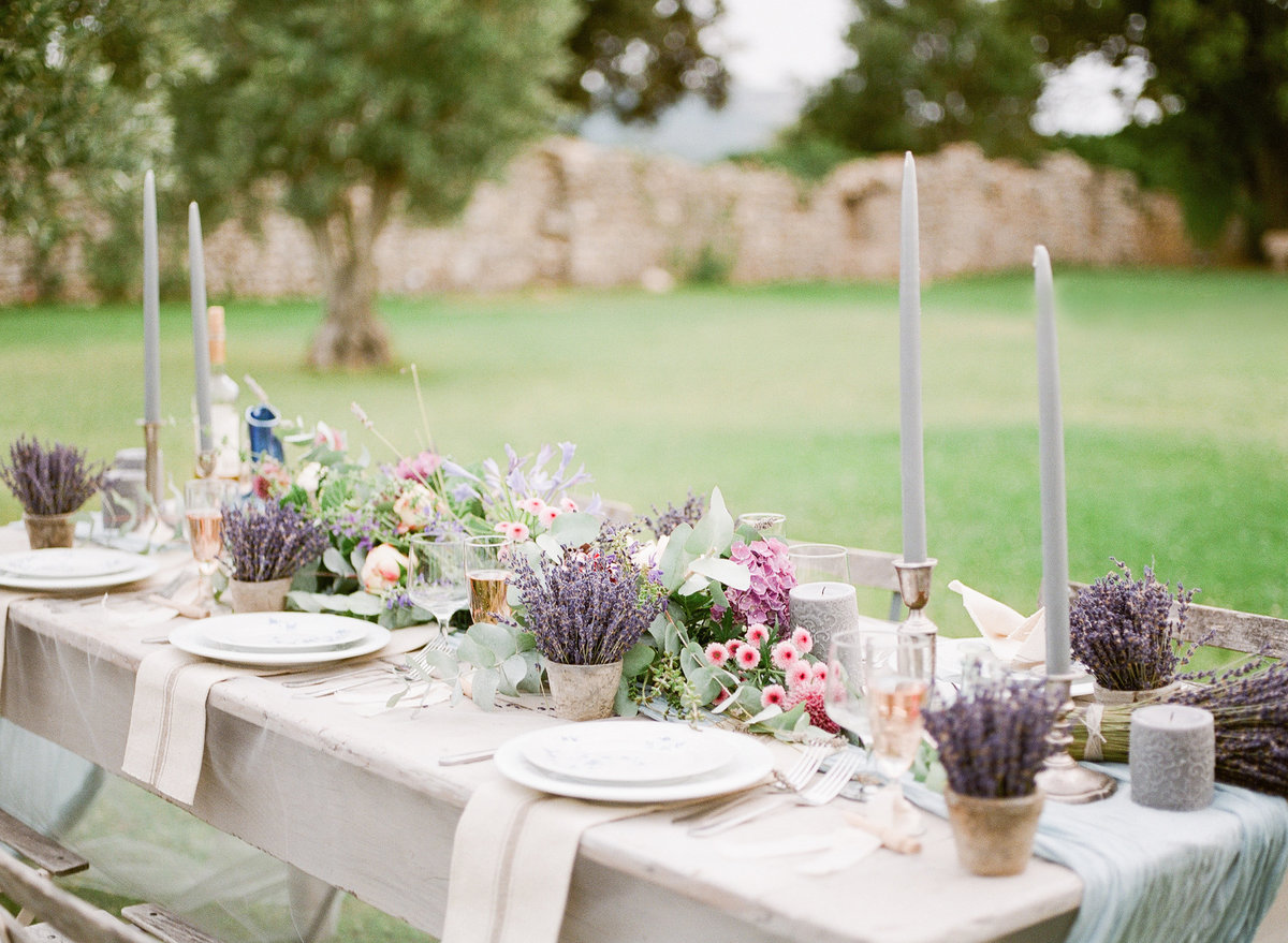 Domaine de Sarson Provence France Wedding-47