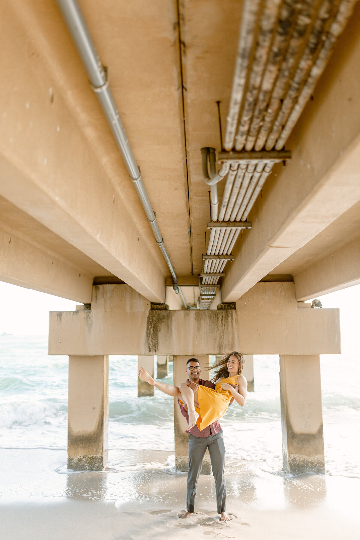 Sunny Isles Beach Engagement Photography Session 9