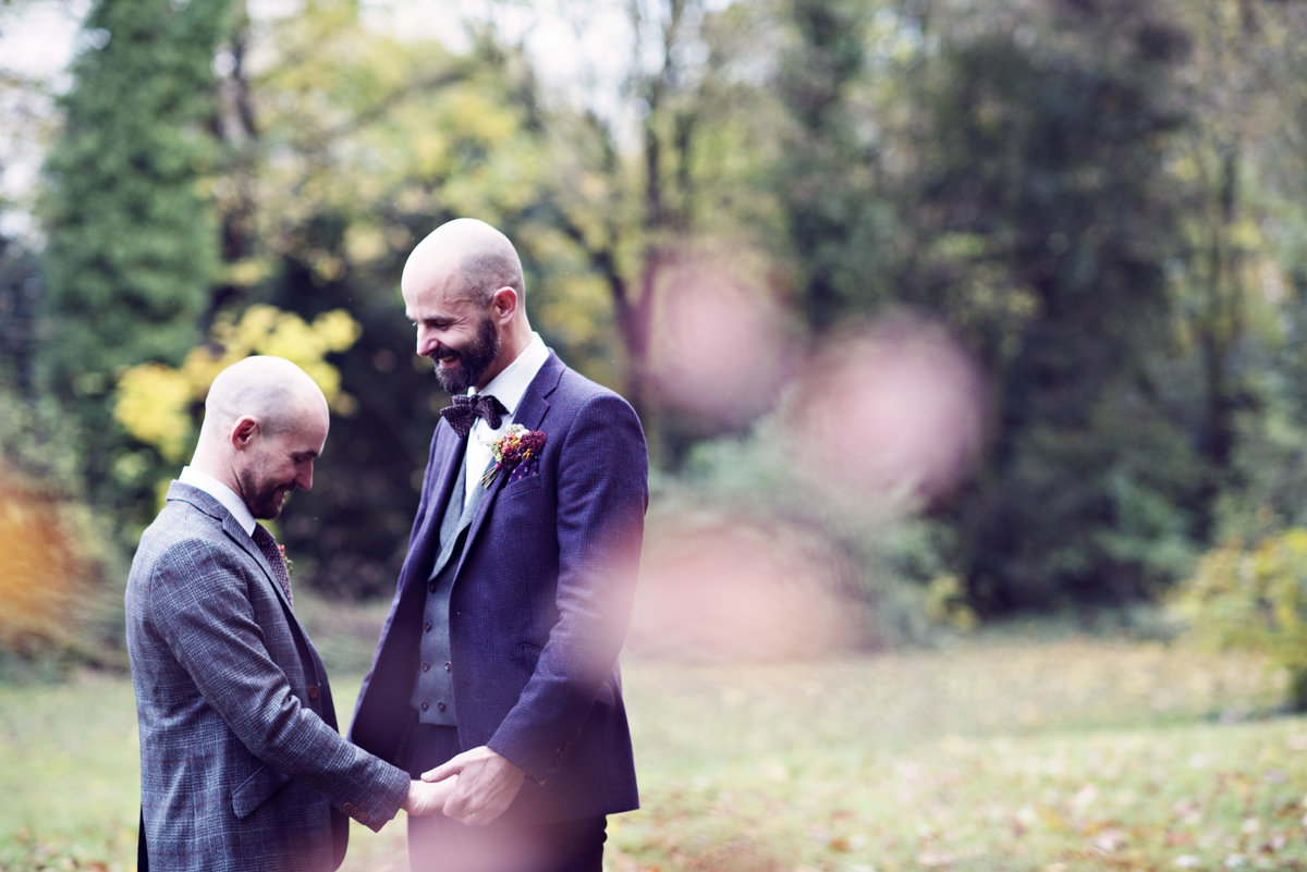 Groom and Groom at Ashfield House
