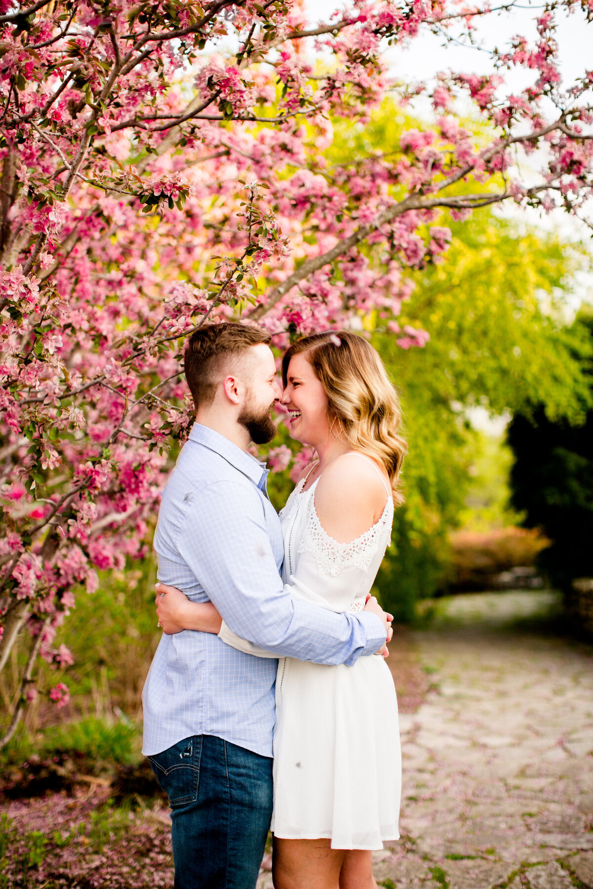 Caitlin and Luke Photography Wedding Engagement Luxury Illinois Destination Colorful Bright Joyful Cheerful Photographer 892