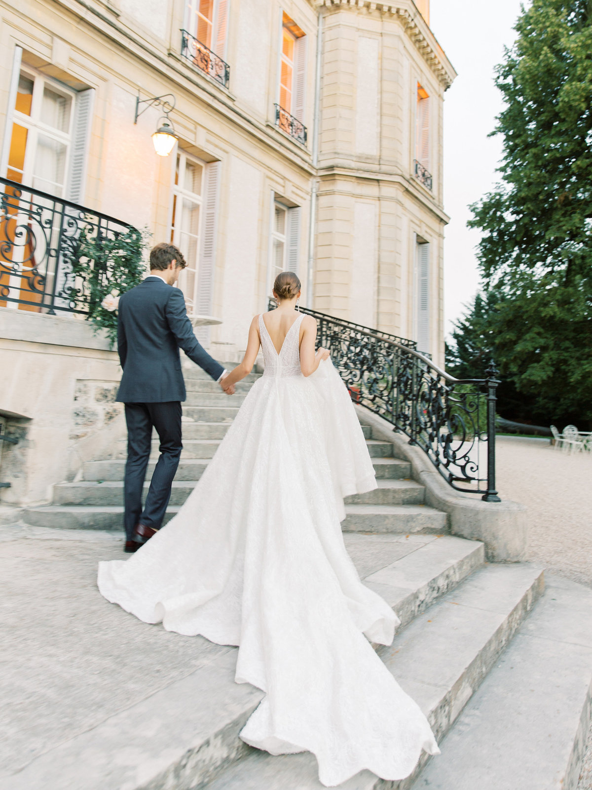 Luxurious french chateau wedding amelia soegijono0044