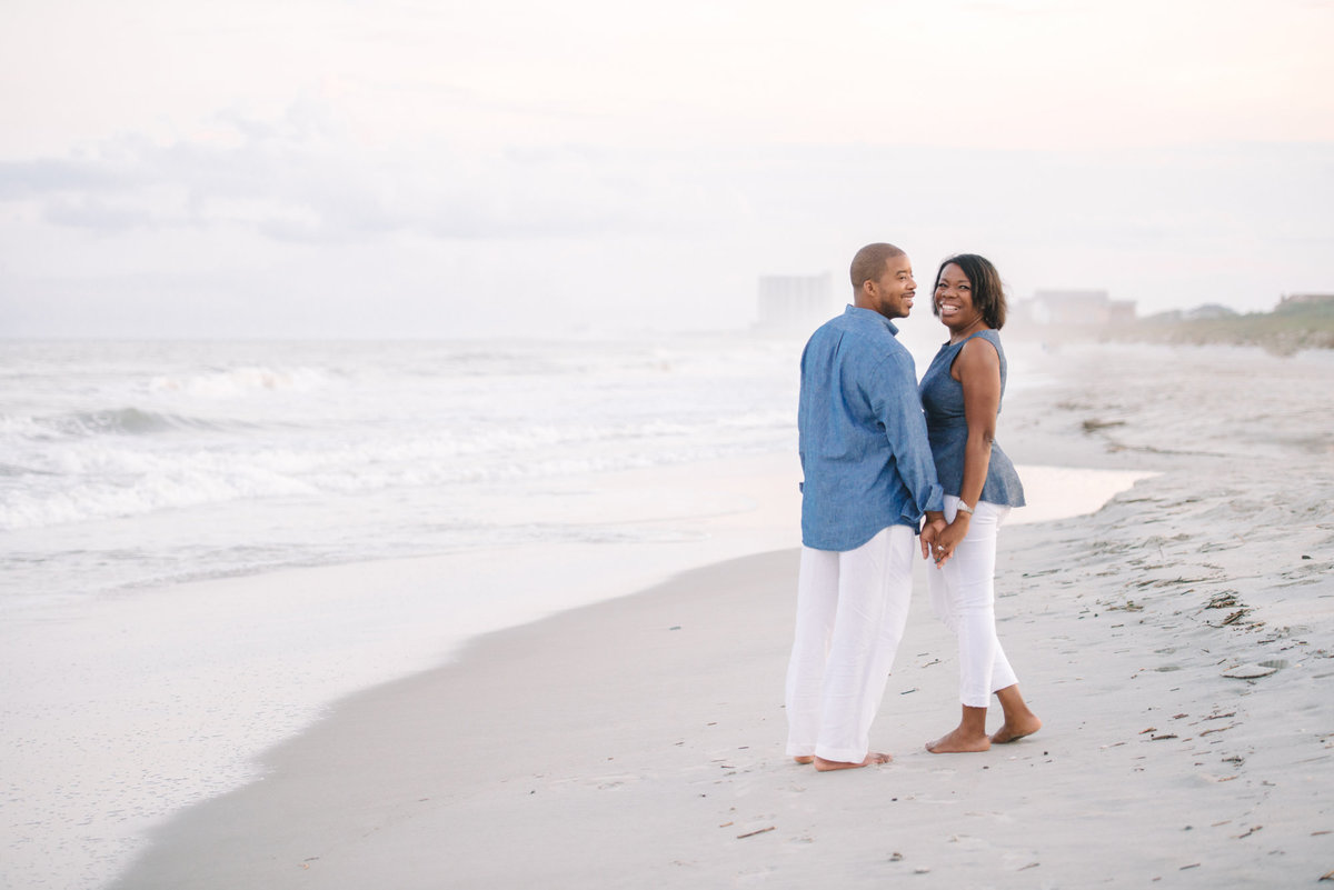 Family Beach Portraits in Myrtle Beach at Myrtle Beach State Park by Pasha Belman Photographer-17