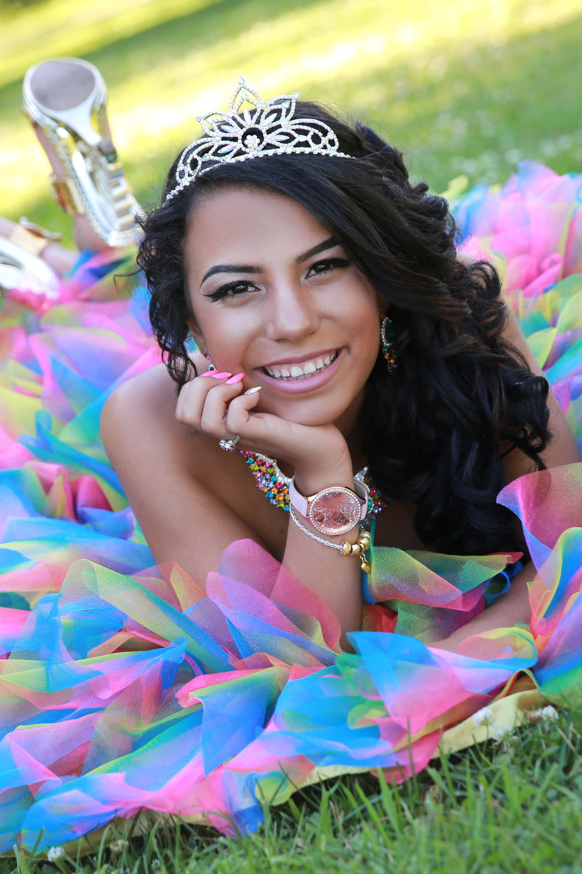 Quinceanera Photography 1