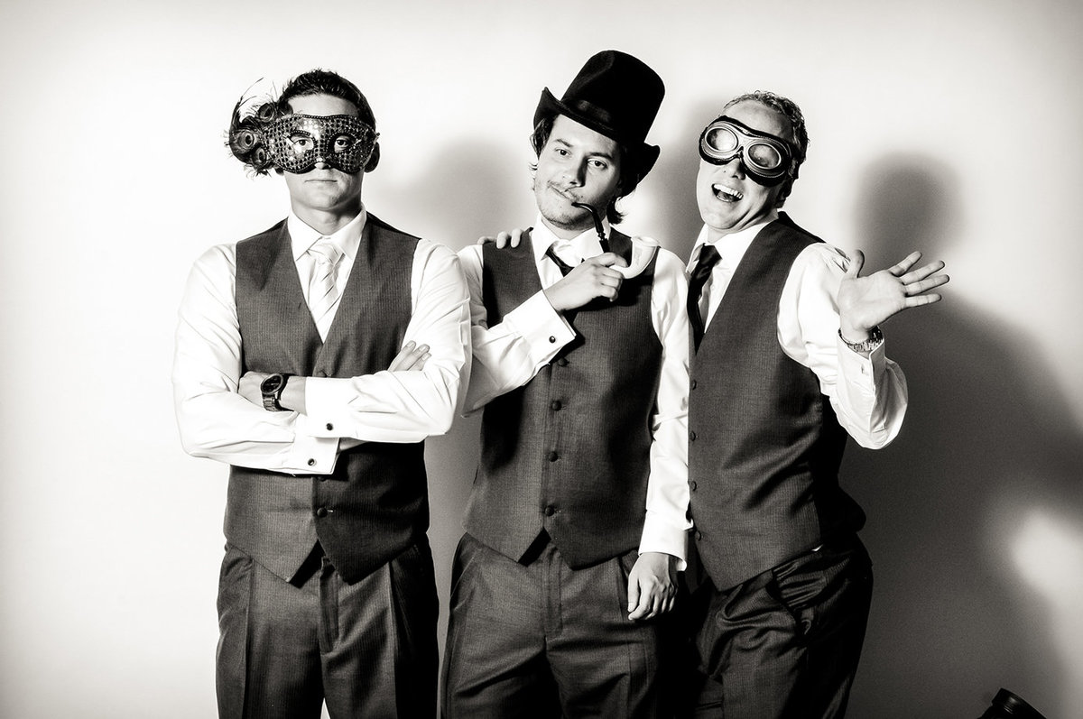 0021-Photo-Booth-Rental-at-Wedding-Reception-Guests-Having-Fun