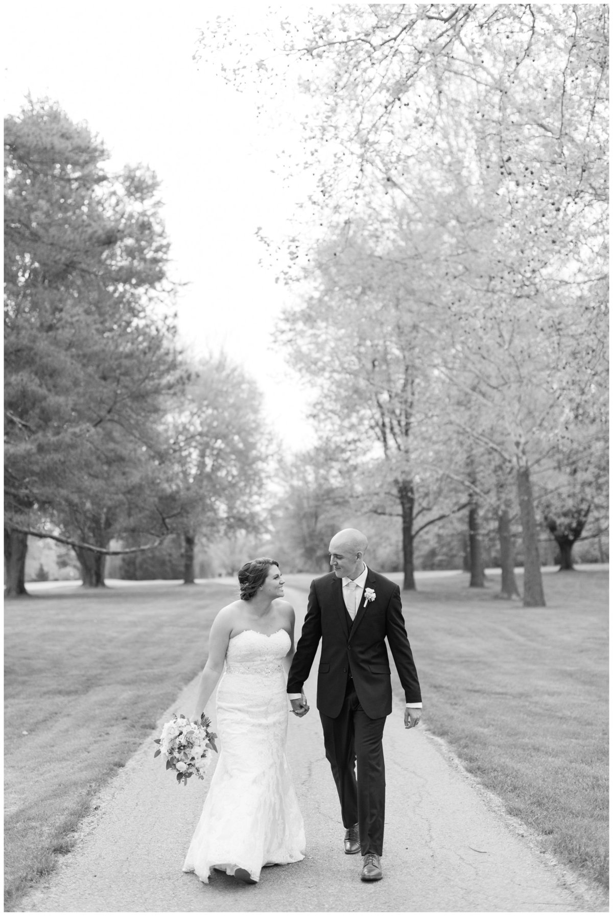 columbus ohio wedding photos brookside golf and country club outdoor wedding_0112