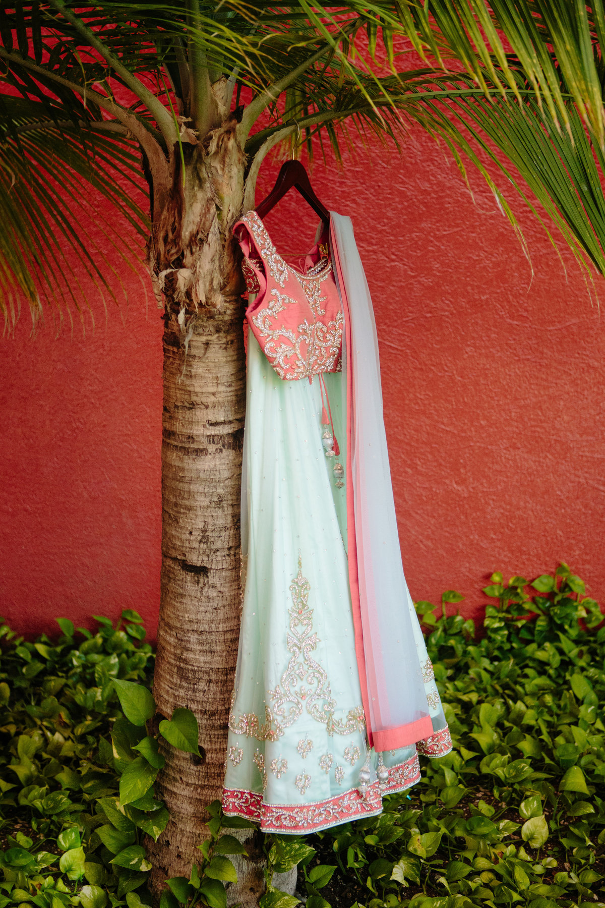 A multi day destination wedding in Mexico with Christian and Hindu influences, all set at the Hard Rock Riviera Maya.