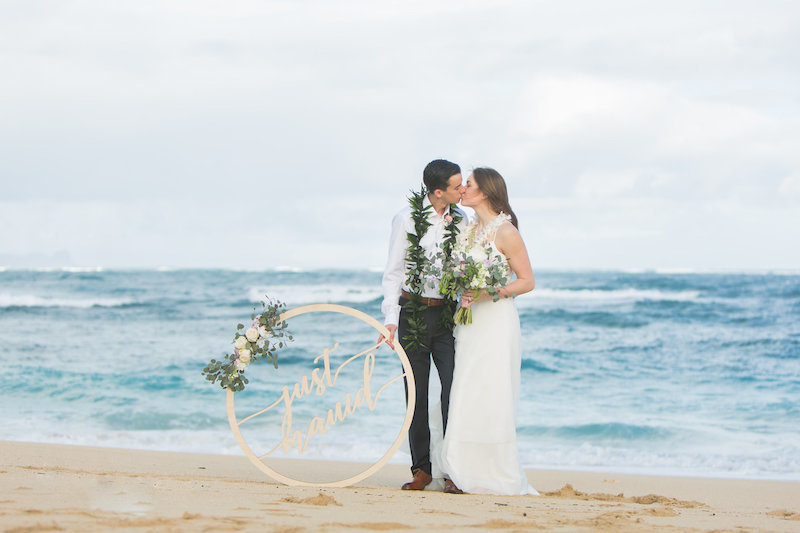 Maui Wedding - Just Mauid