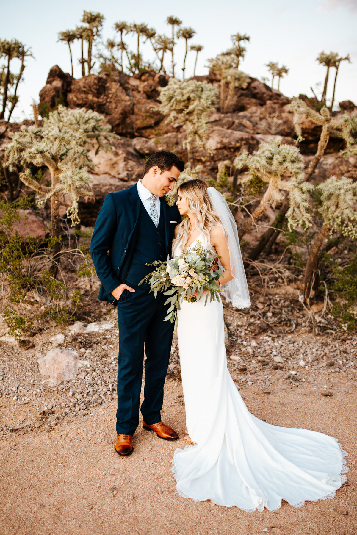 Arizona Elopement at Tempe Buttes-44