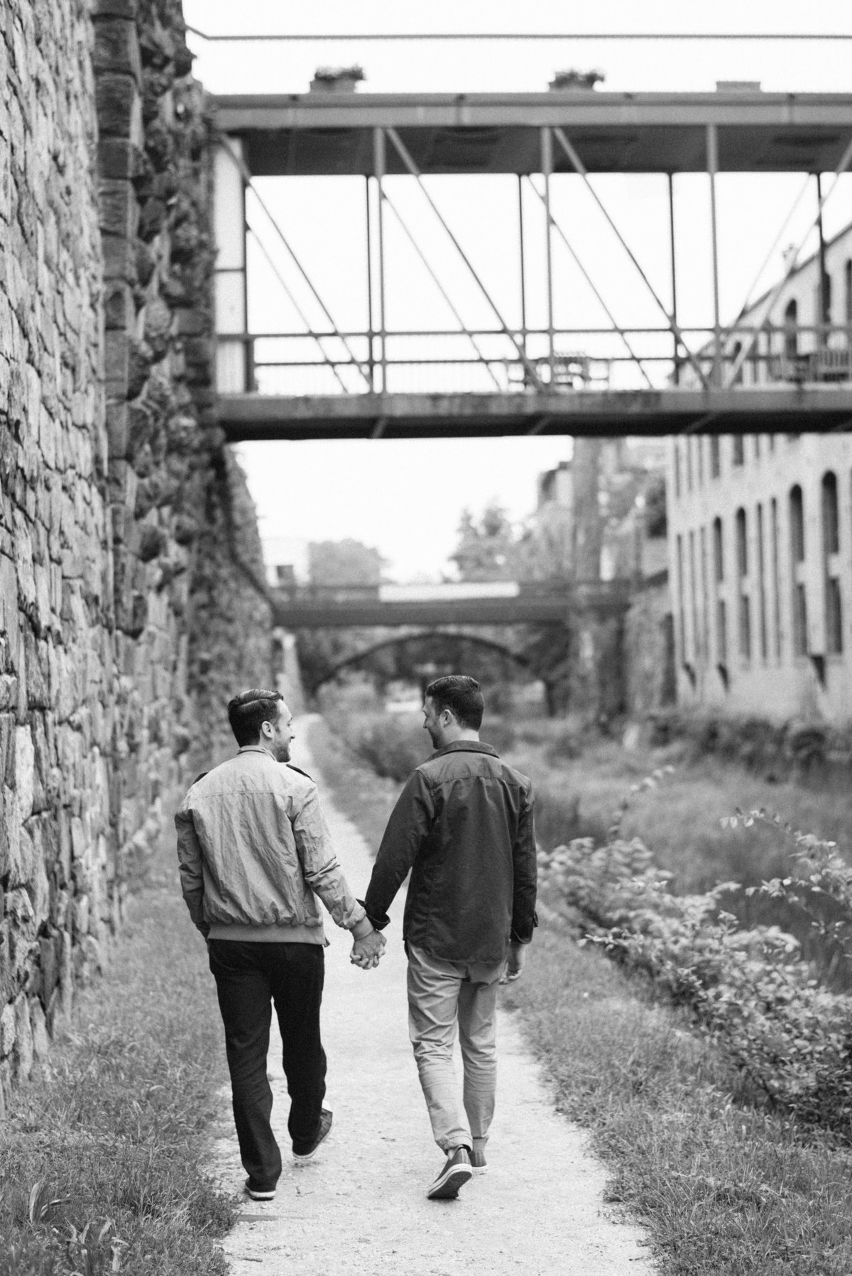 Georgetown Engagement Session, Robert Aveau Photography
