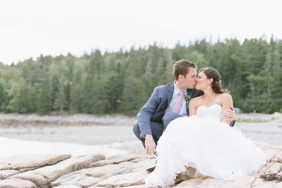 Acadia National Park Wedding photography